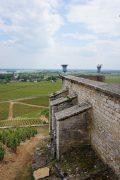Terrace of Château Gris