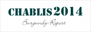 Burgundy Report: Chablis 2014