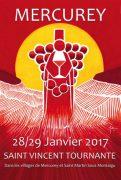 the saint-vincent 2017 in mercurey