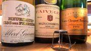 just a few bottles from last week/end – week 46
